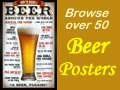 Funny beer posters